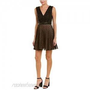 French Connection Women's Florence Sheer Dress