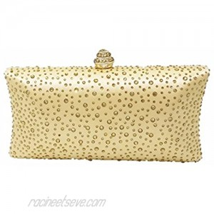 Sparkling Crystal Evening Bags and Clutches Women Wedding Party Clutch Handbags