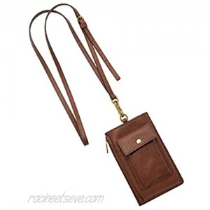 Fossil Women's Rio Leather Phone Crossbody Wallet