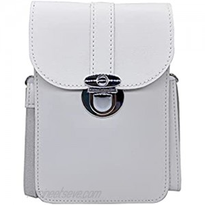 Synson Touch Screen Bag small Cute crossbody bags for women CellPhone Purse with Shoulder Strap coin purse Candy Bag