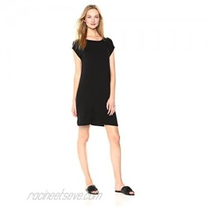 Daily Ritual Women's Supersoft Terry Muscle Tee Dress