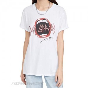 CHASER Women's Recycled Def Leppard Tee